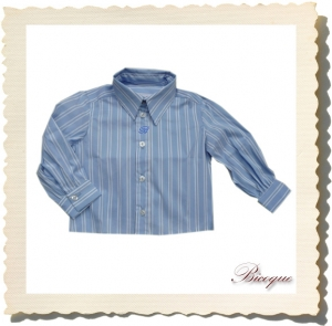 Koszulka classique zébré (74/80)