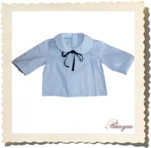 Koszulka bebe bleu