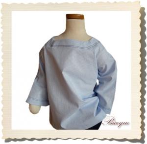Koszulka chérubin blue