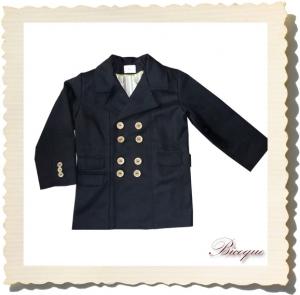 Płaszcz classique noir II