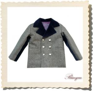 Płaszcz melange