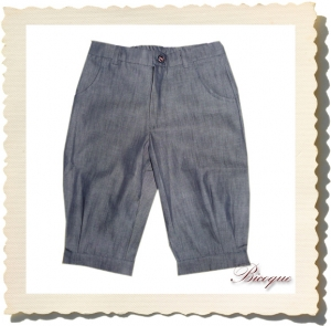 Spodenki jean stylé