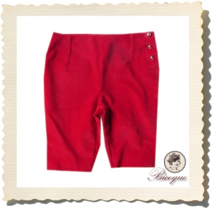 Spodenki rétro pantalon I (coś dla dziewczynki)