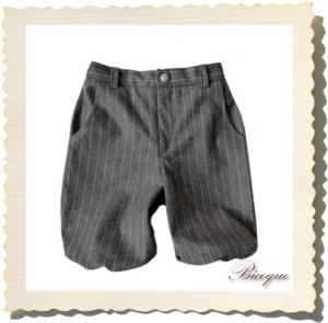 Spodnie élégante grise