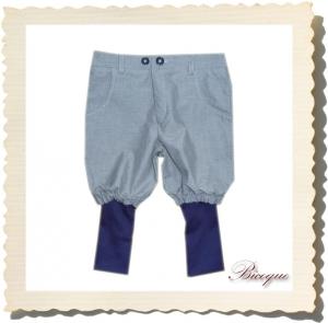 Spodnie retro à froid II