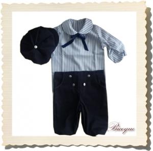 Koszulka bébé élégant (80/86)